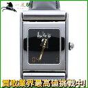 139124【送料無料】【中古】【AlainSilberstein】【アラン・シルベスタイン】ボリドー デジアナ SS ブラック(黒)文字盤 電池式フランス製 保証書付 メンズ時計