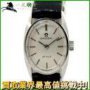 138497【中古】【OMEGA】【オメガ】デ・ビル SS シルバー文字盤 手巻omega デビル アンティーク  レディース時計