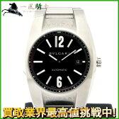 163620【中古】【BVLGARI】【ブルガリ】エルゴン EG40S SS ブラック(黒)文字盤 自動巻きbvlgari ステンレス オートマチック メンズ時計