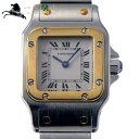手錶 - 251756【中古】【CARTIER】【カルティエ】サントスガルベ SM