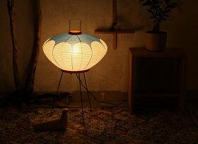 イサムノグチAKARIあかりアカリ9AD(抽象模様)LED電球(E26-40W相当)付属IsamuNoguchiスタンドランプ和紙照明【送料無料】