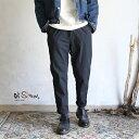 【orslow】19SS新作 NEW YORKER PANTS Charcoal Grayオアスロウ ニューヨーカーパンツ チャコールグレー 【送料無料】
