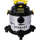 Stanley SL18410 5 Gallon 4 HP Pro Stainless Steel Series Wet and Dry Vacuum Cleaner SL18410-5B 送料無料 スタンレー バキュームクリーナー 乾湿両用 掃除機 クリーナー ブロア ブロアー 工業用 業務用 家庭用 一般家庭
