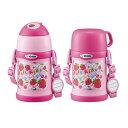 象印 水筒 子供 人気 おしゃれ ストロー コップ 付き ステンレスボトル TUFF SC-ZT45PA ピンク/プレゼント 女性 男性