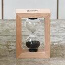 クーポン発行中 【Sand Timer】砂時計 3分計【砂時計 3分計 おしゃれ インテリア 卓上 ガラス Fun Science ファン・サイエンス】
