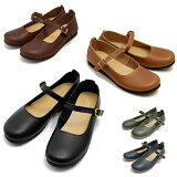クレドラン [ CLEDRAN ]オイルレザーシューズナロウ [ NARROW ] ストラップシューズ CL-1430 靴 【10倍ポイント】