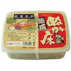 麹屋甚平・熟成ぬか床〈容器入〉 1.2kg マルアイ