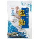 水, 飲料 - オーサワの塩飴(石垣の塩入り) 80g(約20粒) オーサワジャパン