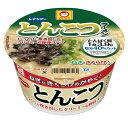 レナケアー とんこつラーメン 75.1g×1カップ (賞味期限2015年10月15日)