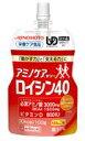 アミノケアゼリー ロイシン40 30kcal 100g×6【栄養ケア食品】 ネスレ(元味の素の商品です)