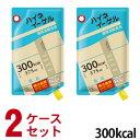 【2ケースセット】 大塚製薬 ハイネイーゲル 2ケース 300kcal 375ml×16袋/ケース【濃