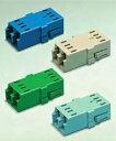 三和電気工業 LC/LC中継アダプタ SLC-2ASPZR-BL-SM LC2芯アダプタ(スリムパック) SM