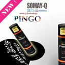 人気のナノテクカラースプレー染めQ製 PINGO BLACK ブラック 70ml