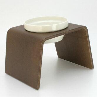 手作日本作出 Keat 額外基多額外的寵物食品碗站 (單獨銷售碗)