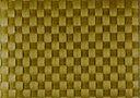 サリーン 耐熱温度80度・洗えるランチョンマットドイツ製 編みランチョンマット (ブロンズ)