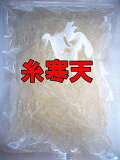 ?Tappuri易于使用10根纱(琼脂纤维纱)20克[食物繊維タップリ♪手軽に使える糸寒天(糸かんてん)20g]