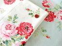 キャスキッドソン Cath Kidston シーチング Antique Rose Bouquet (
