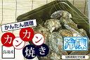 牡蠣のカンカン焼き 桃こまち 20個 (冷凍) 軍手、ナイフ...