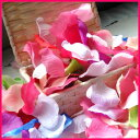 フラワーシャワー 900枚マルチカラー 造花 花びら  メール便発送 代引き不可
