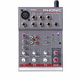 Phonic / AM55 【コストパフォーマンス】【1-Mic/2-Stereo】【福岡パルコ店】