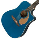 FENDER フェンダー/ REDONDO PLAYER BELMONT BLUE (BLBW) 【CALIFORNIA SERIES】アコースティックギター【御茶ノ水FINEST_GUITARS】