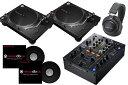 Pioneer パイオニア / DJM-450 + PLX-500 【DVSセット!】 DJミキサー【渋谷店】