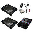 Pioneer DJ / PLX-1000 × DJM-S9 DJセット【渋谷店】