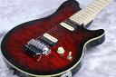Sterling by MUSIC MAN / AX40D Ruby Red Burst 【特価商品】 【御茶ノ水本店】