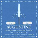 AUGUSTINE / 【オーガスチン】 BLUE ハイテンション 【弦 クラシックギター弦 ガットギター弦】【御茶ノ水本店】