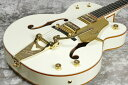 Gretsch グレッチ/ G6136T-59 VS Vintage Select Edition '59 Falcon Vintage White 《S/N : JT16062342》【御茶ノ水本店】【送料無料..