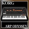 KORG コルグ/ ARP Odyssey アープオデッセイ【お取り寄せ商品】【アナログシンセサイザー】【送料無料】【名古屋栄店】
