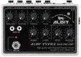 【渋谷店】ALBIT アルビット A1BP TYPE II【ベース用プリアンプ】