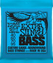 ERNiE BALL / #2835 EXTRA SLiNKY BASS 40-95 Long Scale 【エレキベース弦】【Electric Bass Strings】【セット弦】【アーニーボール..
