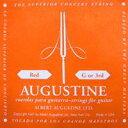 AUGUSTINE / Red Medium Tension G or 3rd バラ弦 【クラシックギター弦】【Classic Guitar Strings】【ガットギター弦】【Gut】【ナイロン弦】【Nylon】【オーガスチン】【レッド】【ミディアムテンション】【3弦】【Single】【新宿店】