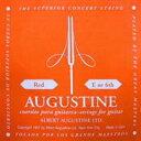 AUGUSTINE / Red Medium Tension E or 6th バラ弦 【クラシックギター弦】【Classic Guitar Strings】【ガットギター弦】【Gut】【ナイロン弦】【Nylon】【オーガスチン】【レッド】【ミディアムテンション】【6弦】【Single】【新宿店】