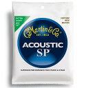 Martin / SP Studio/Performance Bronze MSP3000 Extra Light 10-47 【アコースティックギター弦(アコギ弦)】【Acoustic Guitar Strings】【フォークギター弦】【セット弦】【マーチン】【スタジオパフォーマンス】【ブロンズ】【MSP-3000】【エクストラライト】【新宿店】
