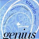 gallistrings / Genius Titanio ProCoated GR40 Hard Tension 28-45 【クラシックギター弦】【Classic Guitar Strings】【ガットギター弦】【ナイロン弦】【Nylon】【セット弦】【ガリストリングス】【ジーニアスチタニオ】【プロコーテッド】【ハードテンション】【新宿店】
