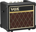 VOX / Mini3 G2 Modeling Guitar Amplifier Classic 【ボックス】【ミニ3G2】【モデリングギターアンプ】【コンボアンプ(Combo Amplifier)】【新宿店】
