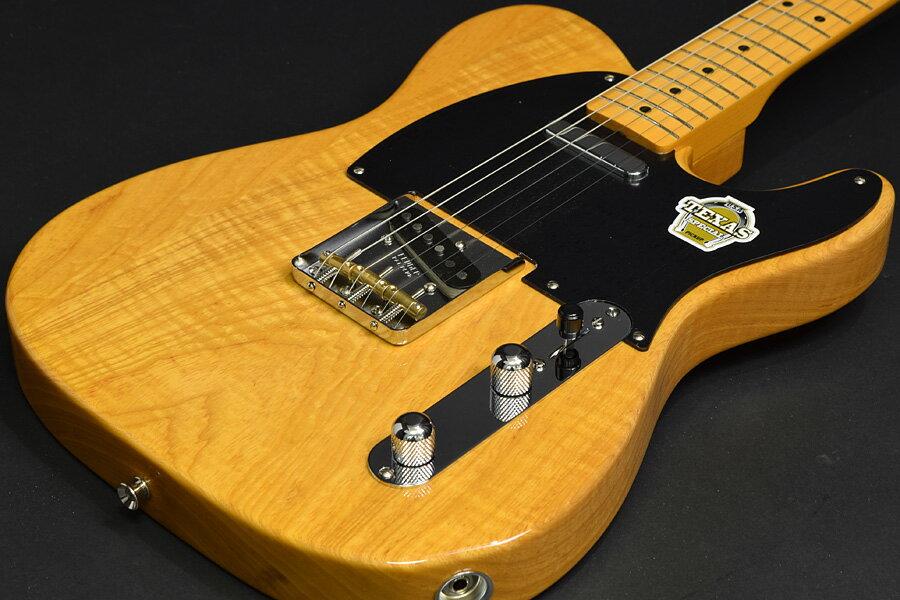 【VOX amPlug2プレゼント!】Fender / Japan Exclusive Classic 50s Telecaster Texas Special Vintage Natural 【フェンダージャパン】【テレキャスター】【新宿店】【送料無料】【smtb-u】 【安心の日本製Fender!】