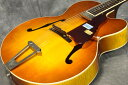 Gibson Custom / Solid Formed 17 Venetian Cutaway Sunrise Tea Burst 【梅田店】