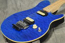 Sterling by MUSICMAN / AX40 Transparent Blue スターリン ミュージックマン【梅田店】