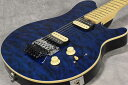 Sterling by MUSIC MAN / S.U.B. Series AX4 Translucent Blue (TBL) 【梅田店】