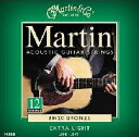 Martin M-180 12弦ギター用マーチン アコースティック弦[1セット]