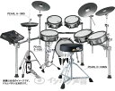 最高峰のV-Drumsに相応しい納得のオプションを追加しました!パール1000番HWセット《キックペダル別》
