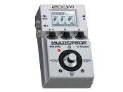 ZOOM / MULTI STOMP MS-50G for Guitar 【コンパクトペダルサイズにエレキギター用マルチエフェクターを集約!】