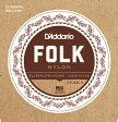 D'Addario ダダリオ / EJ32C Folk Nylon Ball End クラシックギター弦