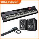 Roland ローランド / FA-08 【モニタースピーカーセット!】 シンセサイザー (FA08) 《特典付き:79395》