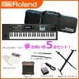 Roland ローランド / JUNO-DS61 【豪華5点セット!】シンセサイザー (JUNO-DS)《背負えるケース付》【送料無料】