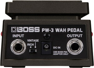BOSS/PW-3WahPedalボス