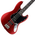 Fender Japan Exclusive Aerodyne Jazz Bass Old Candy Apple Red フェンダー エレキベース